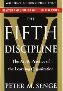 The Fifth Discipline: The Art & Practice of The Learning Organization – Peter M. Senge