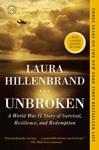Unbroken: A World War II Story of Survival, Resilience, and Redemption – Laura Hillenbrand