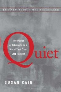 Quiet: The Power of Introverts in a World That Can't Stop Talking – Susan Cain