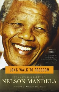 Long Walk to Freedom: The Autobiography of Nelson Mandela – Nelson Mandela